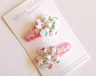 Baby Hair clips, baby snap clips, snap clips, baby hair accessories, infant hair clips, toddler hair clips, toddler hair accessories