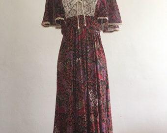 Festival boho dress