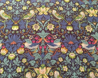 Liberty Art Fabrics Strawberry Thief J Tana Lawn