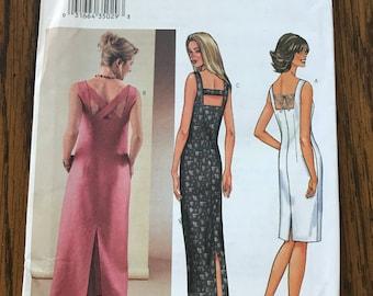 Butterick 3514 Dress Pattern