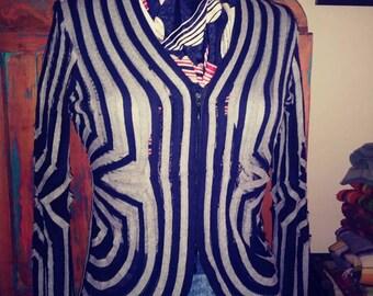 Vintage designer jacket.