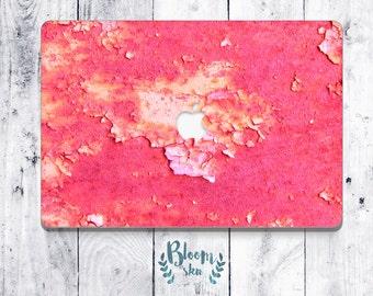Pink Macbook Decal / Macbook air sticker / Macbook Sticker / Stickers macbook pro / Macbook pro 13 case / Vinyl Decal / Macbook skin / BS028