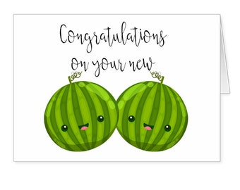 Boobs, Boob Job, Breast Surgery - Fun Boob Job Card With a Nice new pair of ... Melons