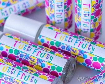 Tutti Fruity Perfume Oil - Roll On Perfume, Fruity Cereal, Sweet Fragrance, Fragrance Oil, Womens Fragrance