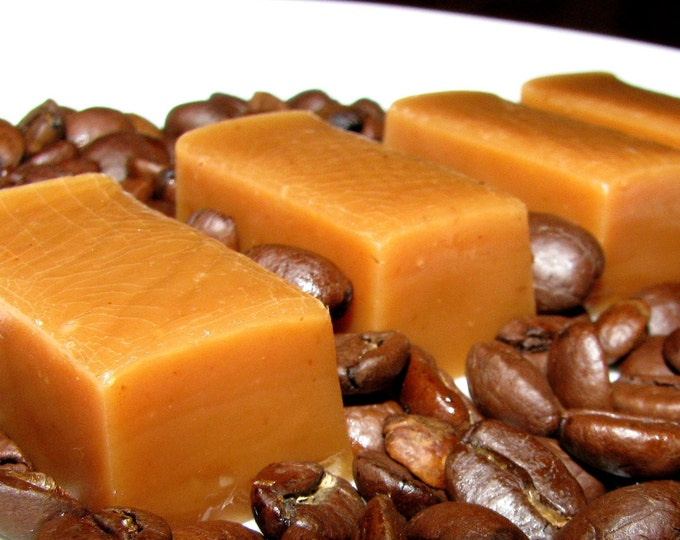 Gourmet Espresso Caramels - Great for WEDDING, ENGAGEMENT, PARTY Favors