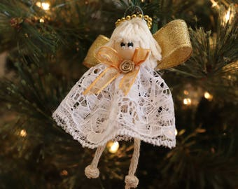 Angel Dolls: Adorable Lace Dolls