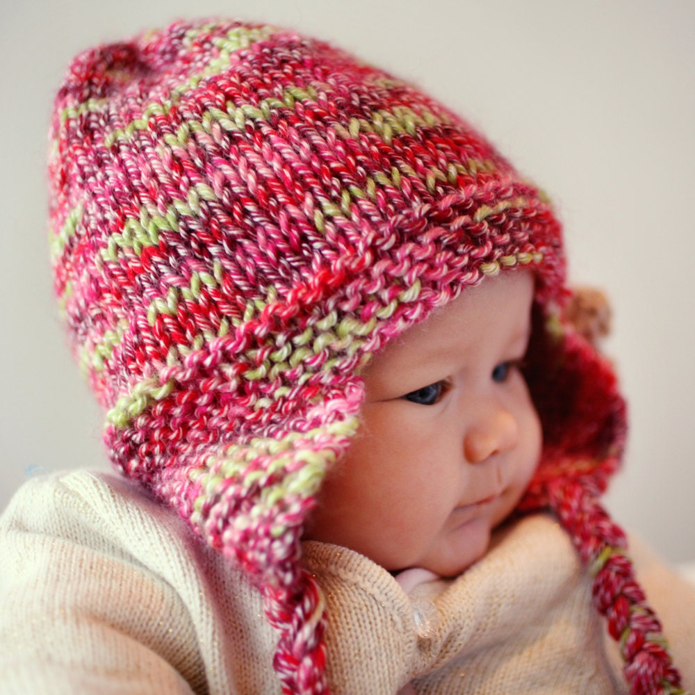 Old Fashioned Infant Knitted Hat Patterns Elaboration - Blanket ...
