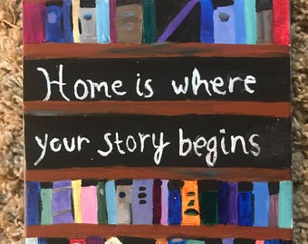 Home Quote Painting