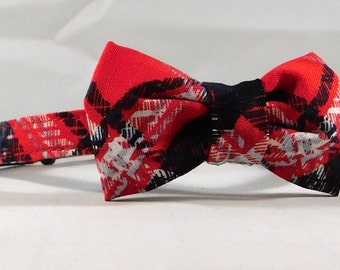 Cat Collar or Kitten Collar and Bow Tie or Flower - Scottie Love