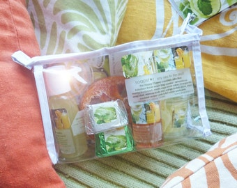 say yes to the zest kit happy shower kit - The Mini series