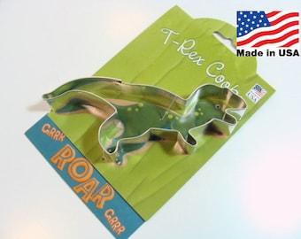 T-Rex Tyrannosaurus Rex Cookie Cutter by Ann Clark