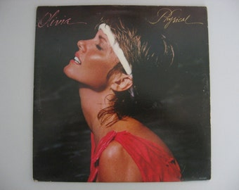 Olivia Newton-John  -  Physical - Circa 1981