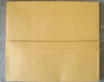 """100 Quality Park #14 28lb Kraft Brown Paper Envelopes 5"""" X 11.5"""" 11562 Home Office Business Mailing Shipping Supplies"""