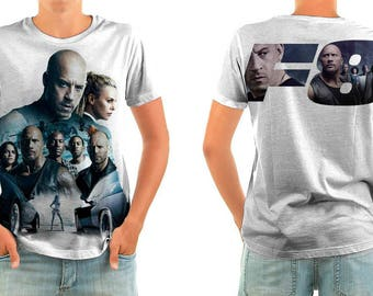 The Fast and the Furious T-shirt All sizes