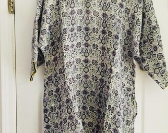 long Anokhi cotton tunic