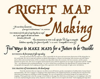 Right MAP Making (signed edition)