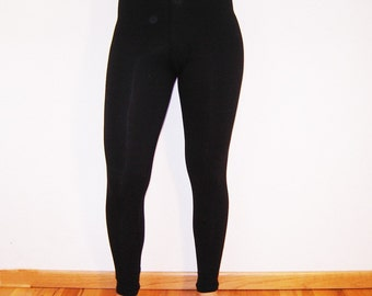Bamboo and Organic Cotton Leggings for Women and Men