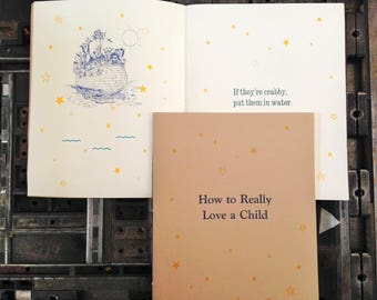 Booklet: How to Really Love a Child