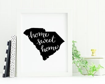 Home Sweet Home SC - Digital Download