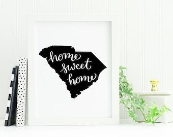 Home Sweet Home SC - Digital Download