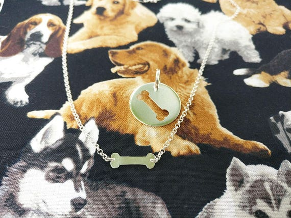 Best Friends Dog And Human Necklace