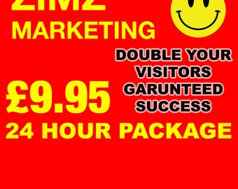 1 Day PROMOTE YOUR SHOP