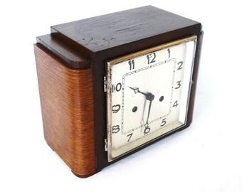 Art Deco table clock