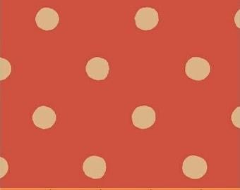 Sugarplum Red-Pin 50169-9 By Heather Ross for Windham Fabrics