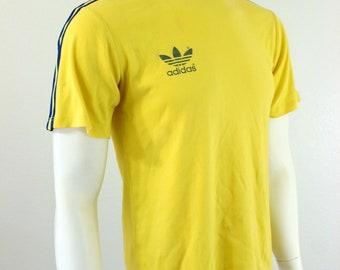 80's ADIDAS Shirt L XL