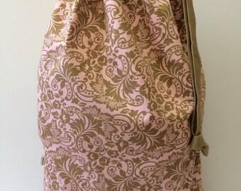Laundry Bag, College Dorm Bag, Laundromat Bag, Hamper, Graduation Gift, Canvas Laundry Bag, Dirty Laundry Bag, Mothers Day Gift