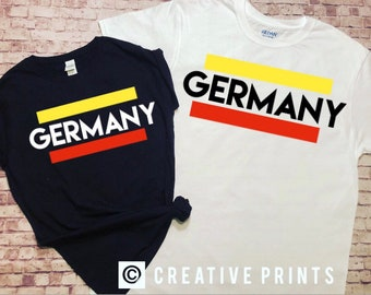 Germany world cup soccer game time T shirt mundial