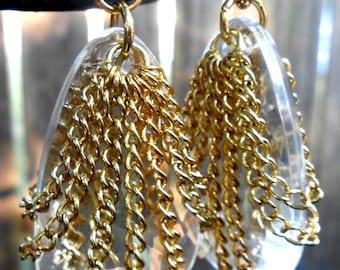 Exotic Crystal Earrings