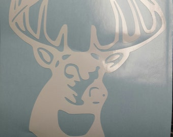 Buck Head decal