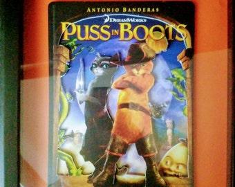 Puss in Boots 3D art