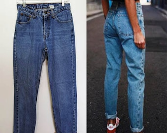 Vintage 90s Jordache Jeans Tapered Leg