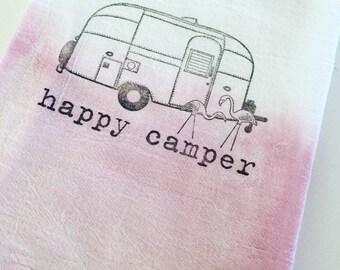 happy camper...