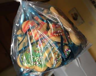 10 pack/ peanutbutter & honey dog treats