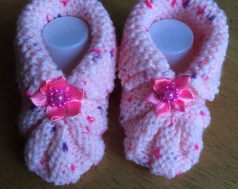 A Pair of Baby Booties