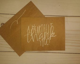 Assorted Thank You card pack