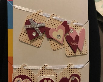 Love Themed Craft Tags