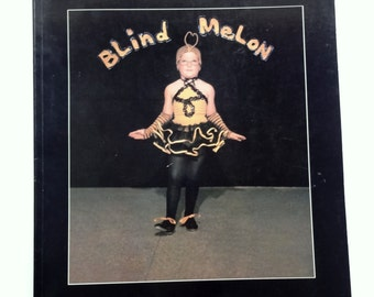 Vintage Blind Melon Guitar Sheet Music Book 1994
