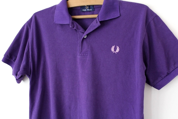 80's vintage Fred perry made in England polo shirts kIMFLl