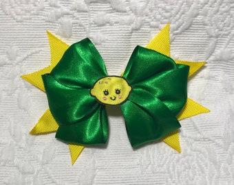 Happy days lemon bow
