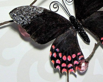 Butterfly Embellishments Moonlight Cocktail