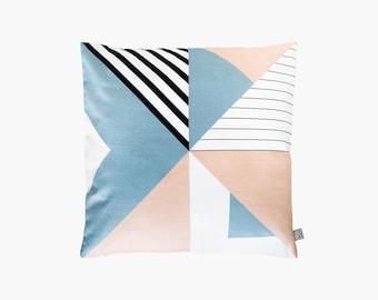 mixed shapes pillow #2
