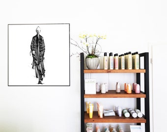Illustration, Home Acceccoire.