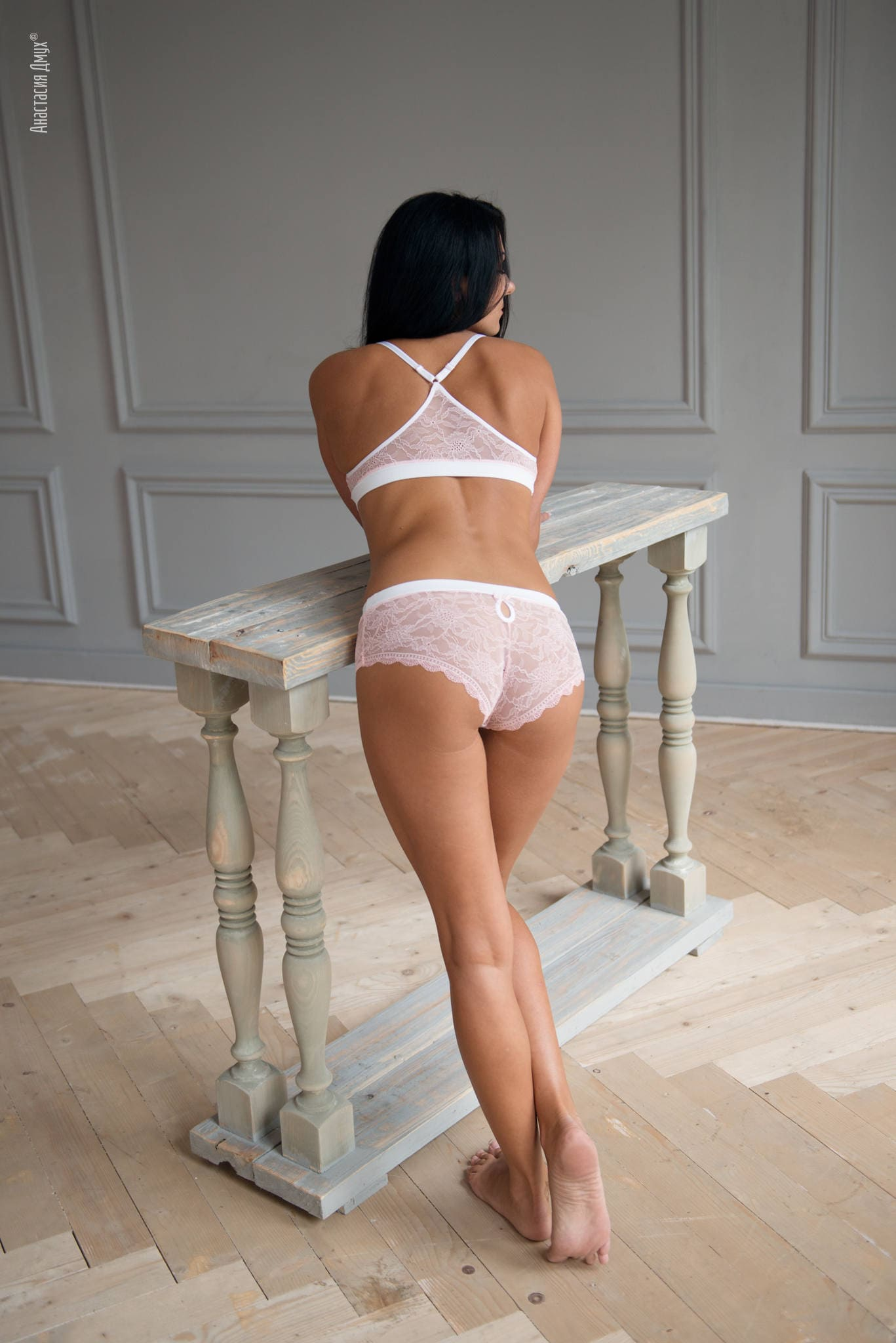 alana brazilian style panties only white soft knickers with