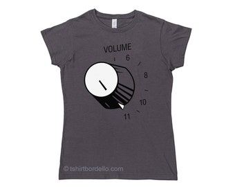 Womens This One Goes To Eleven T Shirt