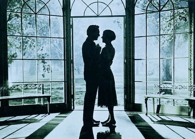 Romantic Lovers Sound of Music Julie Andrews Christopher