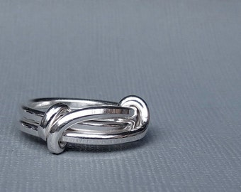 Sterling Silver Etruscan Ring